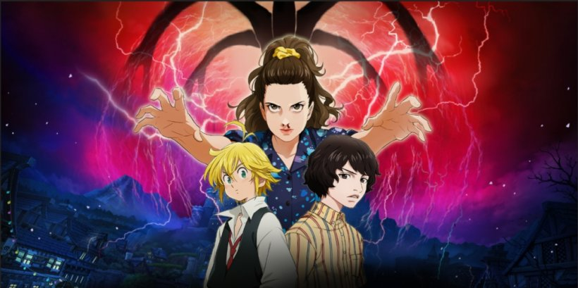 The Seven Deadly Sins: Grand Cross' latest collaborative event is with the popular Netflix Original Series Stranger Things