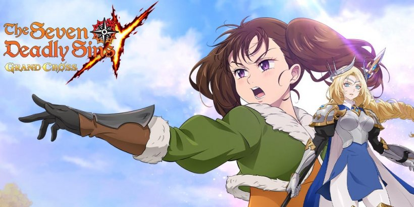 The Seven Deadly Sins: Grand Cross adds new characters and in-game events in Chapter 2 of Ragnarok, Fate of the Gods