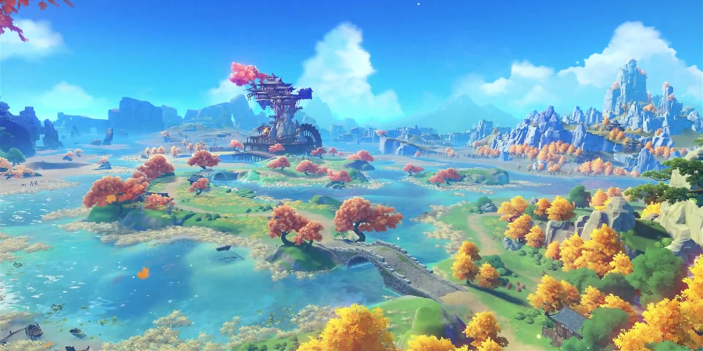 Genshin Impact, the iOS-bound, Breath of the Wild-inspired open-world RPG, is heading to Nintendo Switch