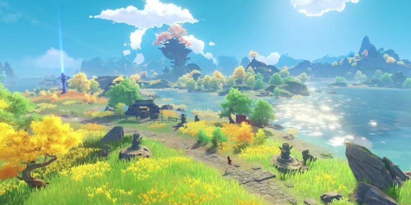 Genshin Impact, basically Breath of the Wild for mobile, is getting another closed beta this month