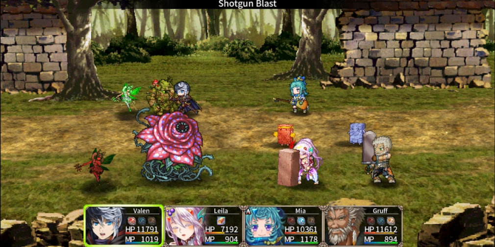 Miden Tower is a new RPG for iOS and Android from Kemco that tells an emotional story about revenge