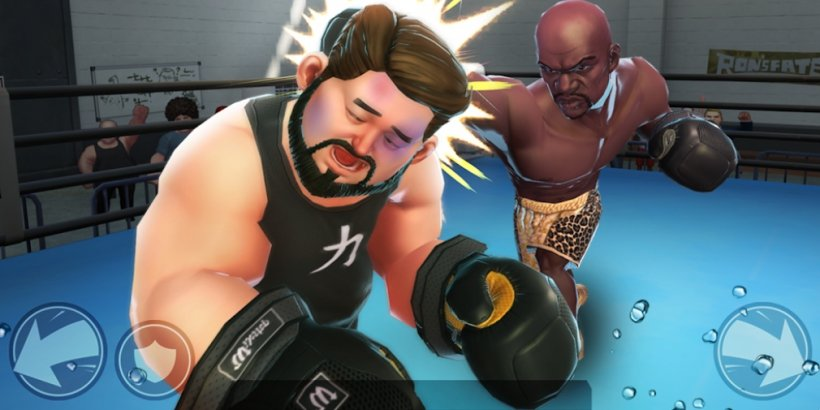 Boxing Star's exciting Fight Club Battle mode is now available for iOS and Android