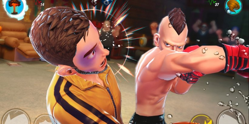 Boxing Star's latest update introduces a beta for its upcoming Fight Club Battle mode