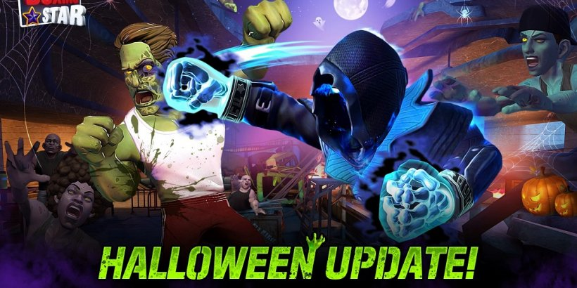 Mobile sports game Boxing Star goes spooky with new Halloween update