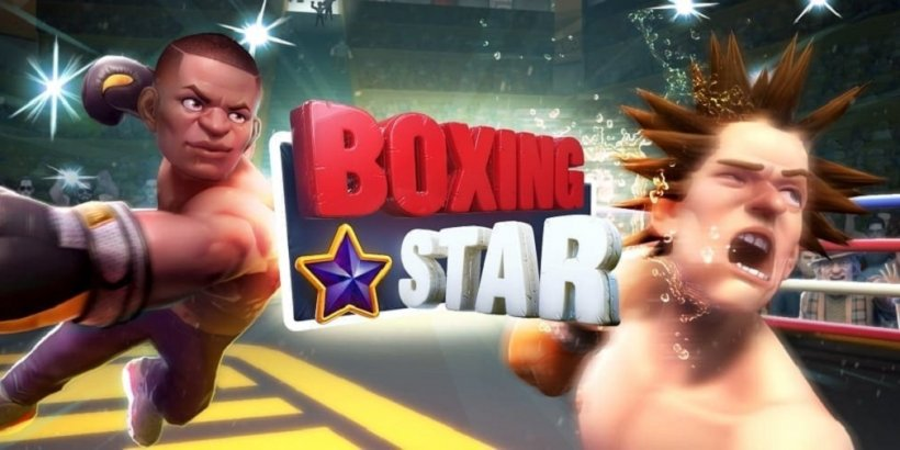 Boxing Star, the mobile sports game, introduces new gloves