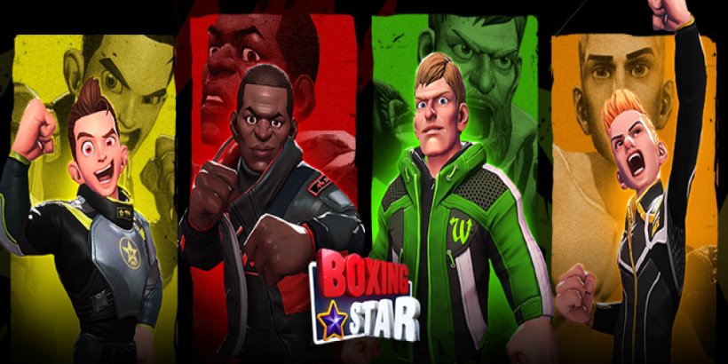 Boxing Star's latest update introduces new League 11, protective gear, patches and more