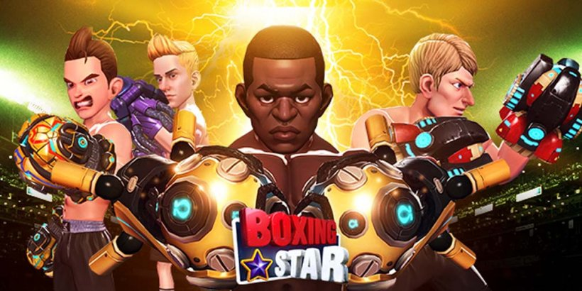 Boxing Star adds Omega Over-Fusion feature in the latest update to the mobile boxing game