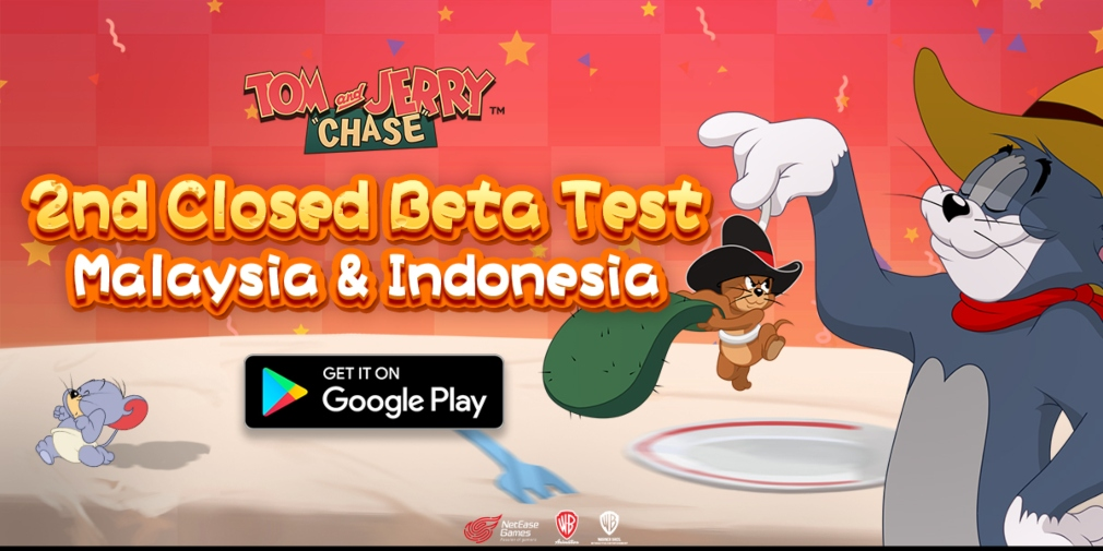 Tom and Jerry: Chase, NetEase's 1v4 asymmetrical multiplayer game, is having a second closed beta test for Android