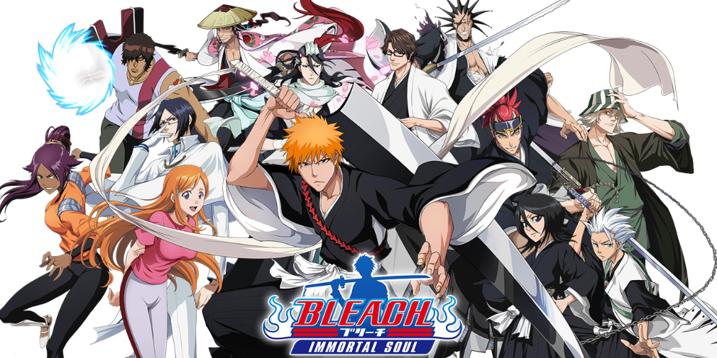 Bleach: Immortal Soul, a turn-based RPG adaptation of the hit anime, launches today for iOS and Android