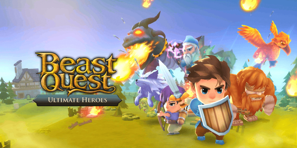 Beast Quest: Ultimate Heroes is a 3D tower defence game based on the hit fantasy novels