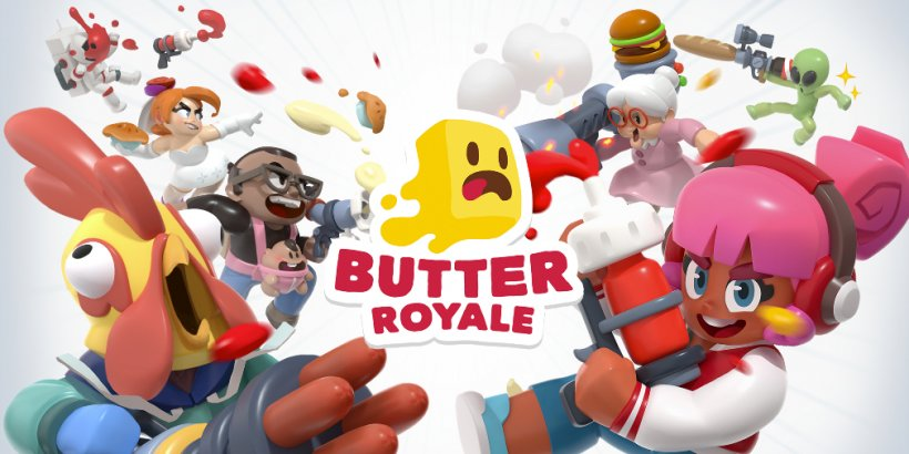 Butter Royale's first anniversary update includes spices, new game modes, and more