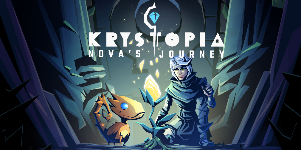 Krystopia: Nova's Journey is an enchanting adventure game available today for iOS & Android