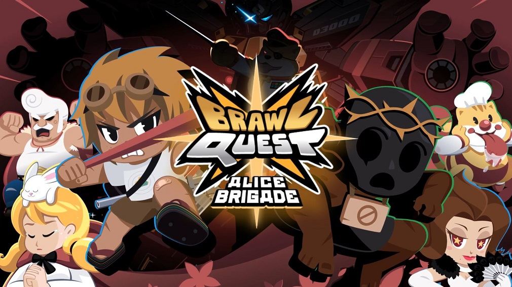 New beat-'em-up game Brawl Quest released on Android and iOS