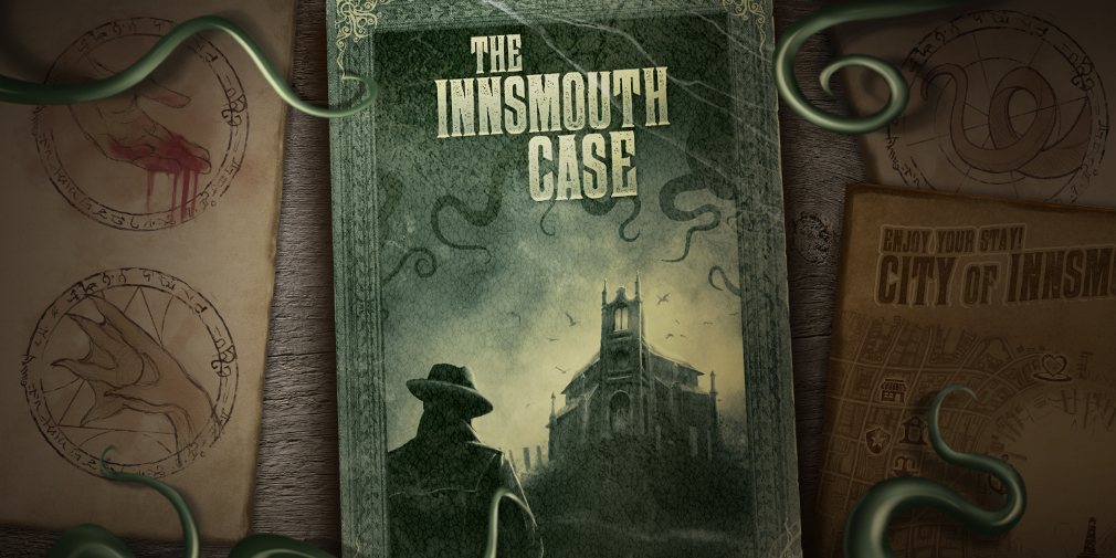 Lovecraftian comedy-horror game The Innsmouth Case lurks onto iOS and Android on June 23rd