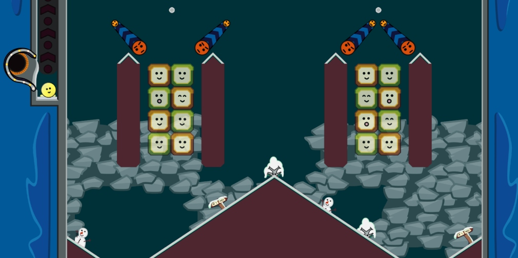Pachoink! is a Pachinko-inspired puzzler launching for iOS and Android on February 21st