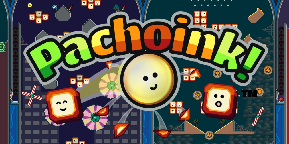 App Army Assemble: Pachoink - can a hybrid of pachinko and Break Out make for an entertaining game?
