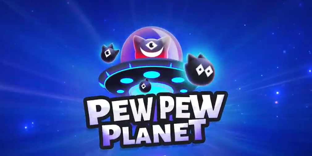 Pew Pew Planet is a casual arcade shooter for iOS and Android that's available now