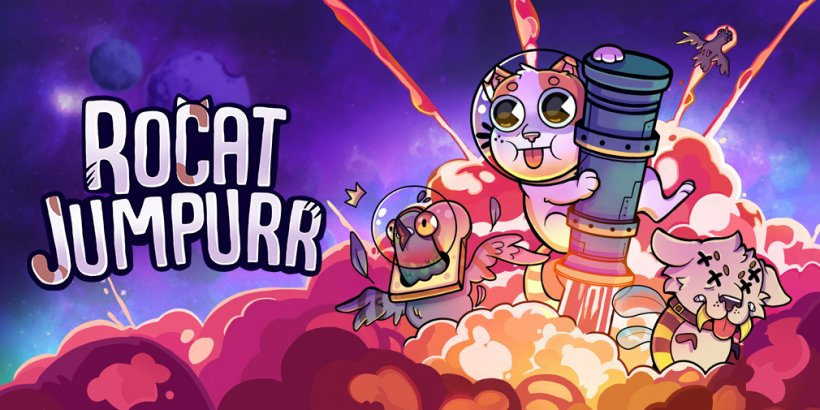 Rocat Jumpurr is an exciting roguelite platformer that's available now for iOS and Android