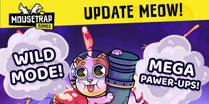 Rocat Jumpurr, Mousetrap Games' rocket-recoiling roguelite, introduces new Wild Mode in massive update