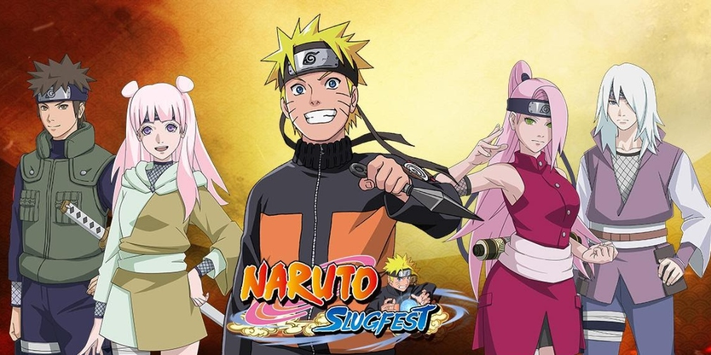 Naruto: Slugfest, the open-world MMORPG, opens for pre-registration ahead of its launch this spring
