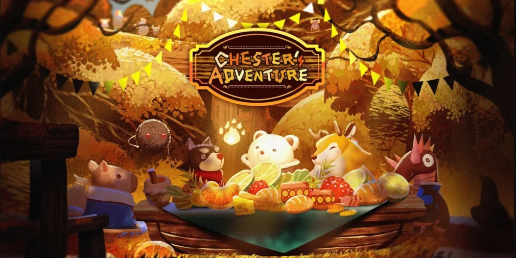 Chester's Adventure is a casual, narrative-driven jigsaw puzzler that's available now for iOS and Android