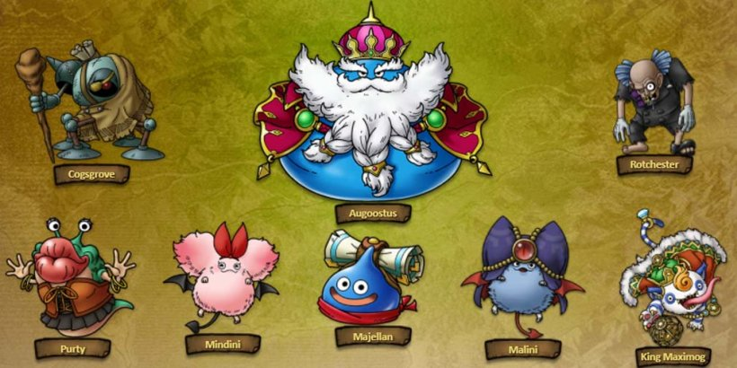 Dragon Quest Tact adds S-Rank Lord of the Underworld Estark and other limited quests in 6th-month anniversary