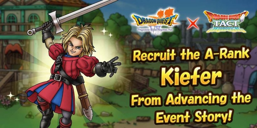 Dragon Quest Tact collaborates with DRAGON QUEST VII to add new content and in-game goodies to its Version 2.0 update