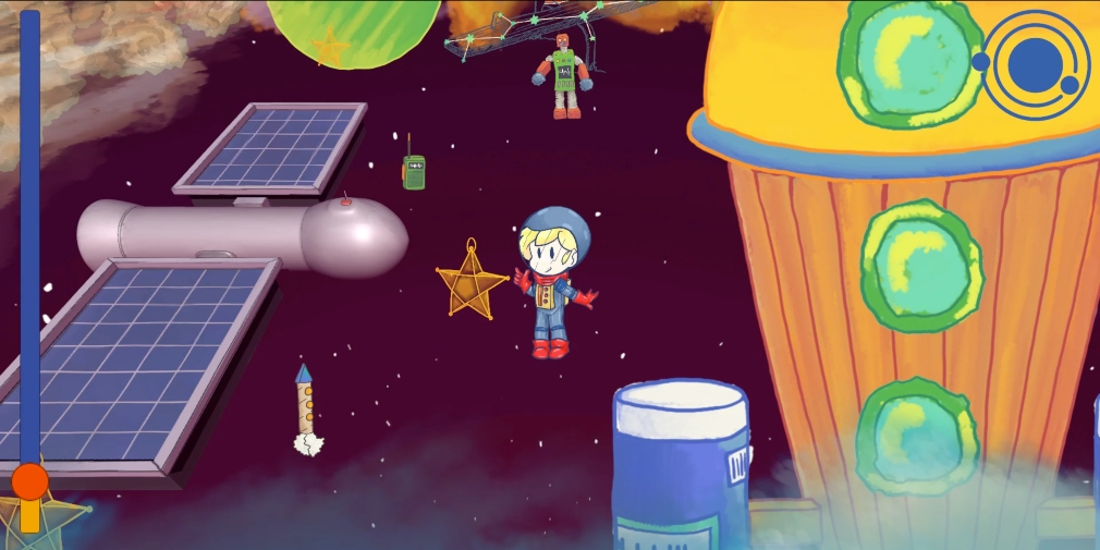 I Want To Go To Mars is a wholesome narrative adventure game that's available now for iOS and Android