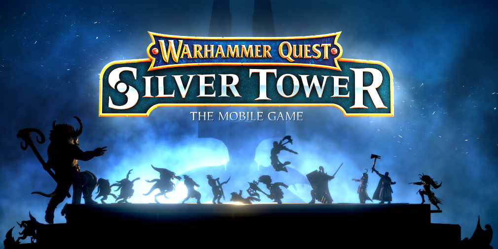 Warhammer Quest: Silver Tower opens for pre-registration ahead of its iOS & Android launch on September 3rd