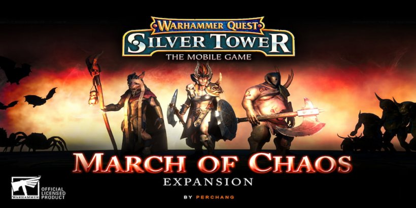 Warhammer Quest: Silver Tower expands with March of Chaos in its latest update