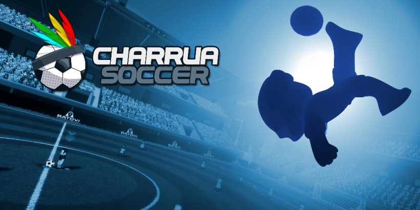 Charrua Soccer is a cute, retro football game available now for Apple Arcade
