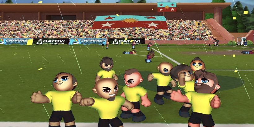 How to play Charrua Soccer with friends on Mac, iPad, or iPhone