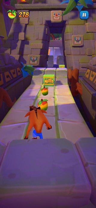 Crash Bandicoot: On the Run tips