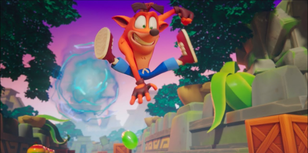 Crash Bandicoot: On the Run will release for iOS and Android later this month