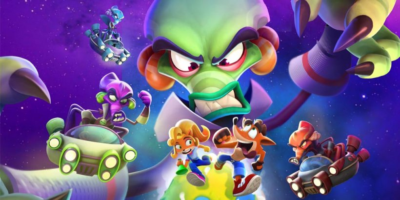Crash Bandicoot: On the Run! lets you smash your way through Nitros Oxide's forces in Season 4 update