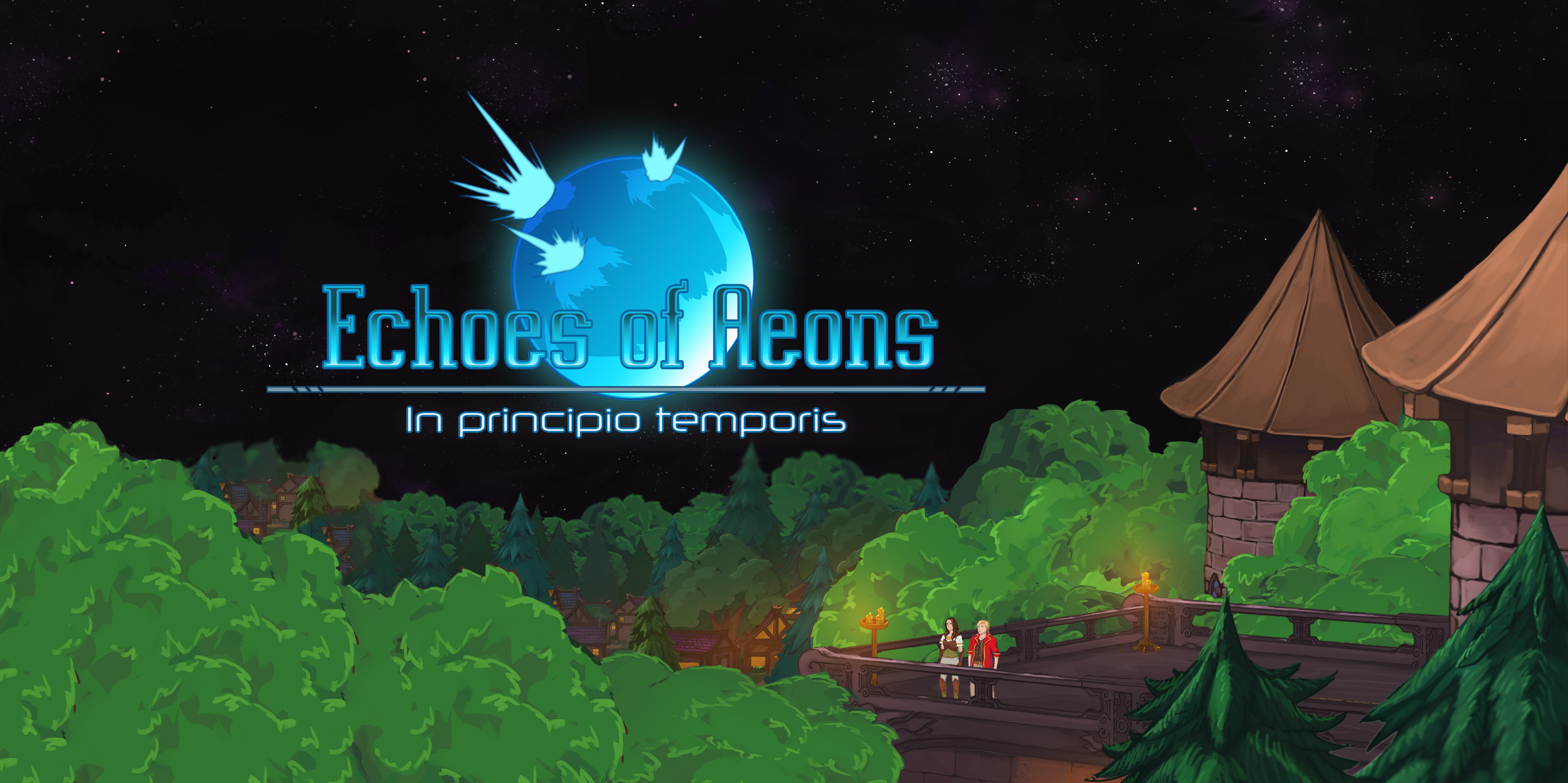 Echoes of Aeons arrives on iOS to deliver an epic RPG experience for genre veterans and newcomers alike