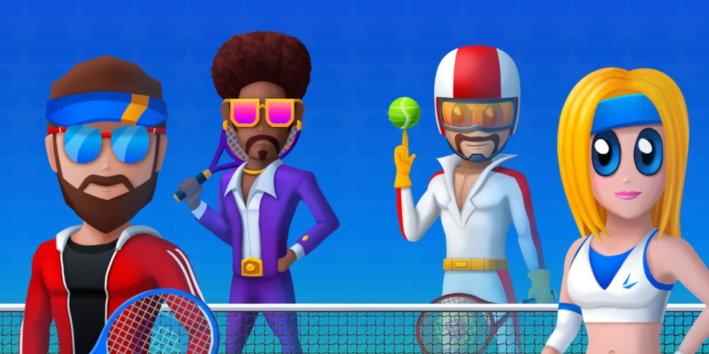 Tennis Stars: Ultimate Clash is out now for iOS and Android