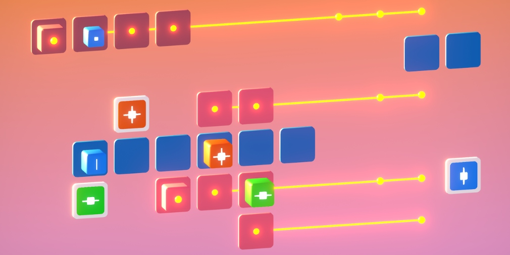 Cubether is a calming, meditative puzzler available right now for iOS