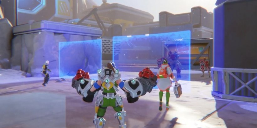 Respawnables Heroes, Digital Legends' promising hero shooter, has now soft-launched