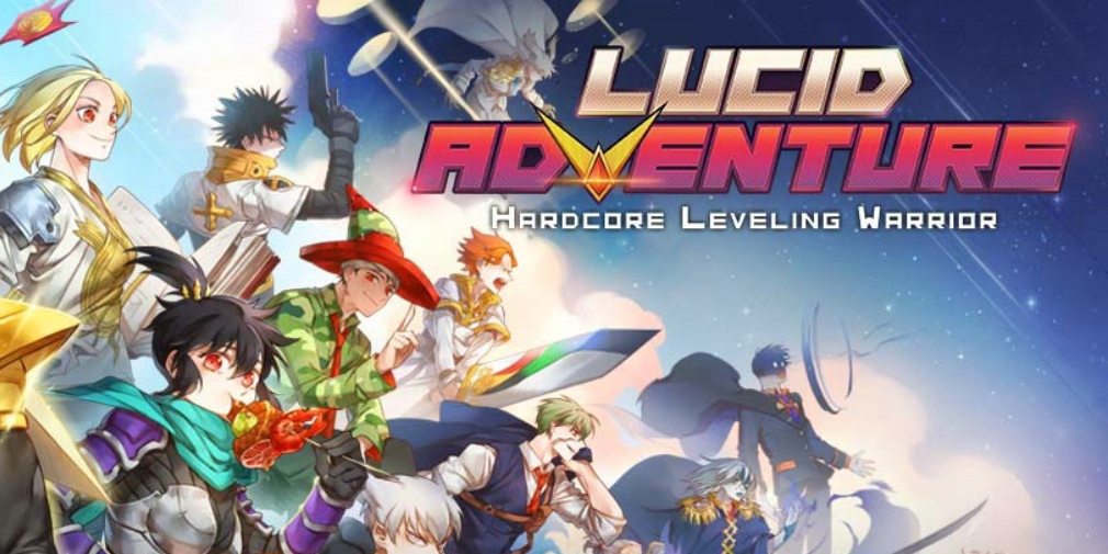 Lucid Adventure, the gacha RPG based on Hardcore Levelling Warrior, has been updated to introduce a Guild War mode