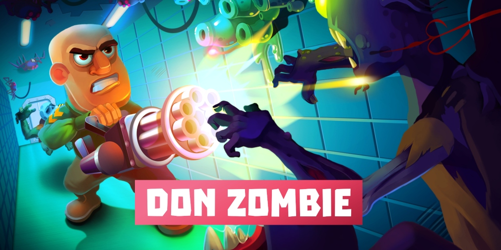Don Zombie is an upcoming zombie slaying, side-scrolling shooter for iOS and Android