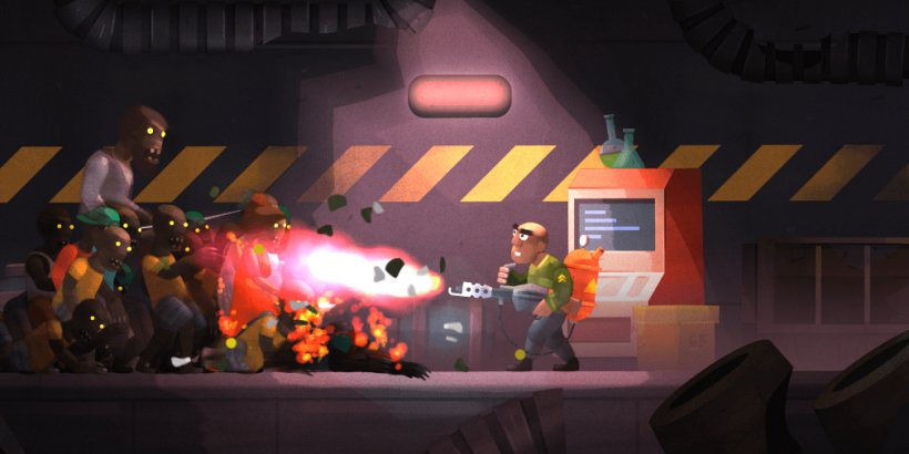 Don Zombie is a stylish and intense zombie shooter available now for iOS and Android