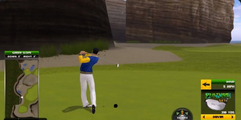 Golden Tee Mobile gets wacky new outfit in latest update