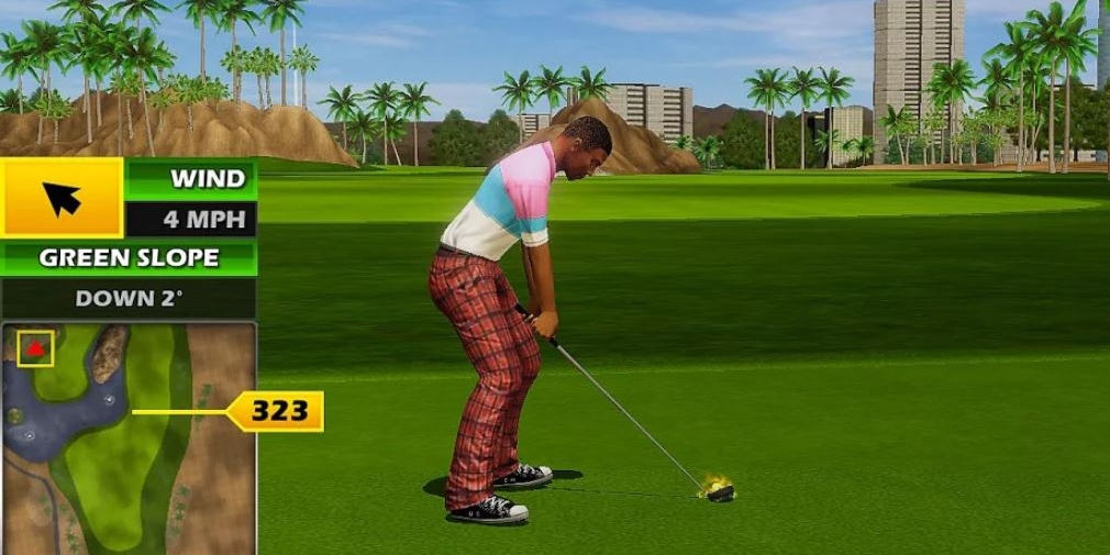 Golden Tee Mobile: Three ways to tackle this arcade classic