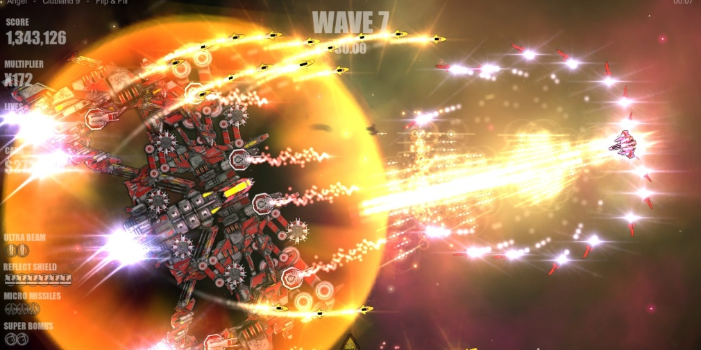 App Army Assemble: Beat Hazard 2 - Is this music-based shmup a smash hit?