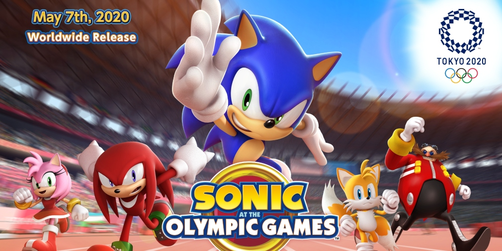 Sonic at the Olympic Games - Tokyo 2020 is available to download but isn't playable for everyone yet