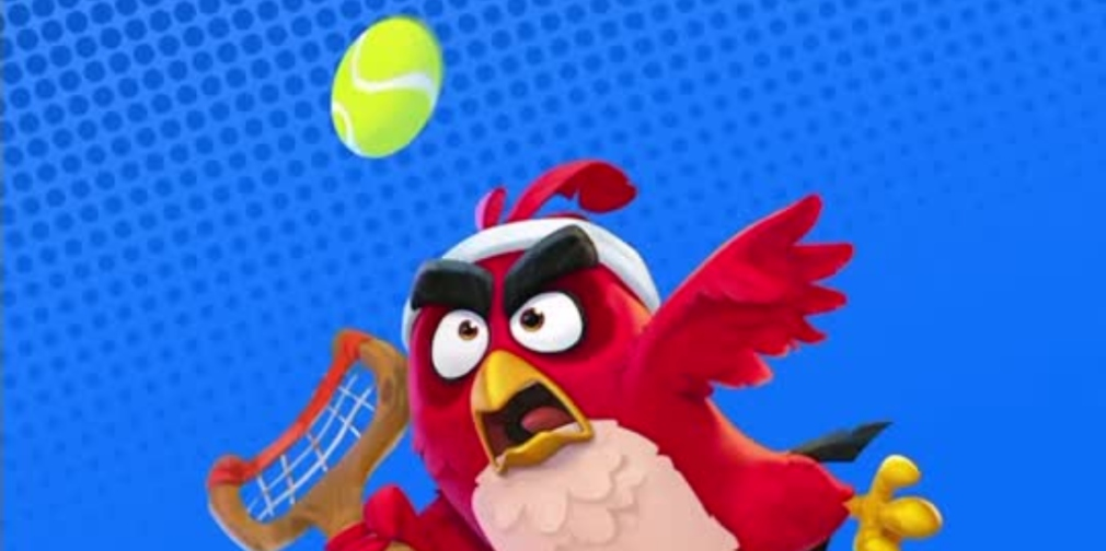 Angry Birds Tennis launches into early access for iOS for a limited time only