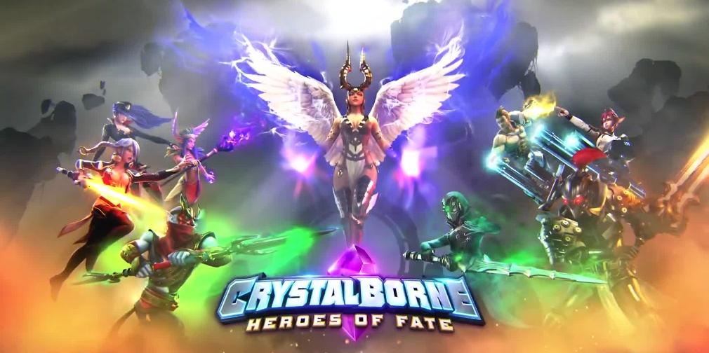 Everything you need to know about epic RPG Crystalborne: Heroes of Fate