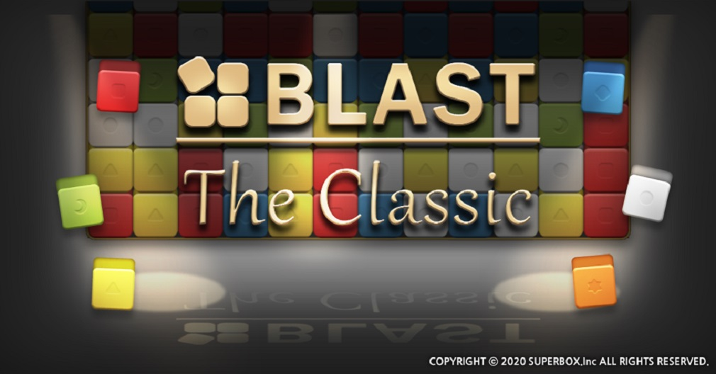 Satisfy your yearning for a simpler time with Superbox's new retro match 3 puzzler, Classic Blast