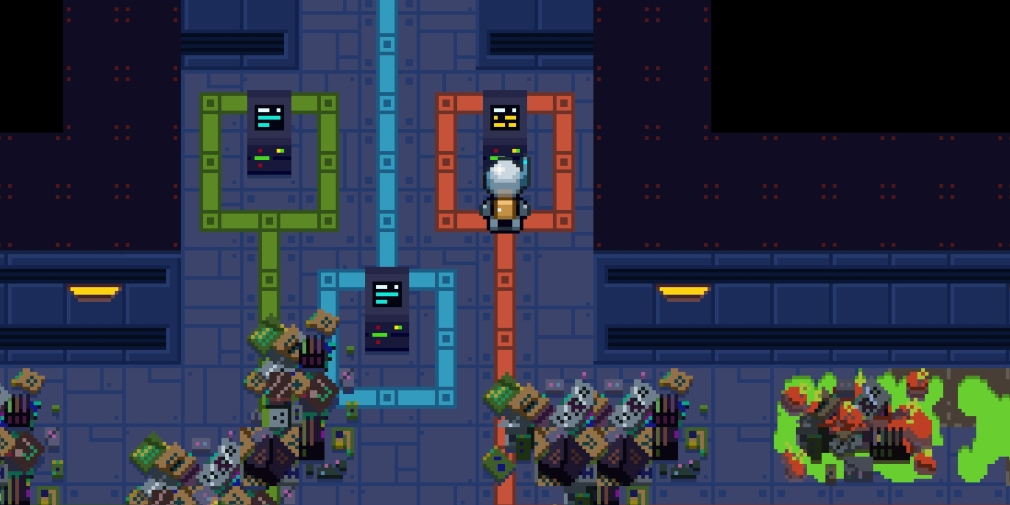 Wasco is a retro-inspired RPG with a sci-fi aesthetic that's available for iOS and Android now
